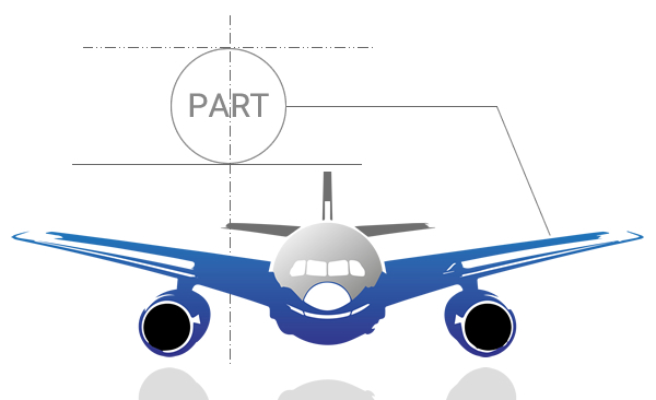 aerostrutture_aereo